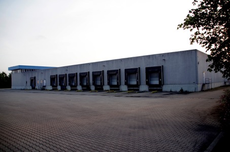 Logistikanlage