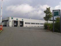 Logistik-/Produktionsanlage