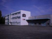 Logistik und Produktionsanlagen