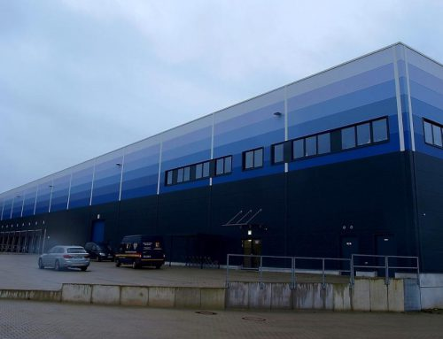 Shipping company Wayfair occupies logistics hall at BAB 7 – Kassel