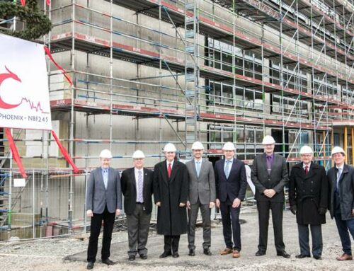 CSL Behring builds new building